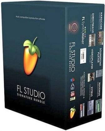 Image-Line FL Studio10 Signature Bundle