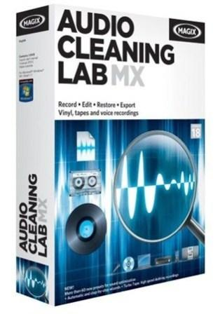 MAGIX AudioCleaning Lab MX