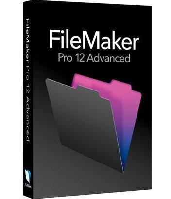 FileMaker Pro Advanced v.12.0.1